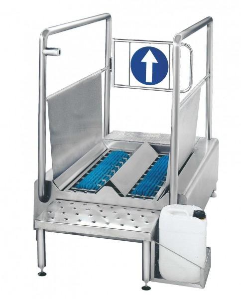 Durchlaufsohlenreinigungsmaschine DSOWM-800-AO