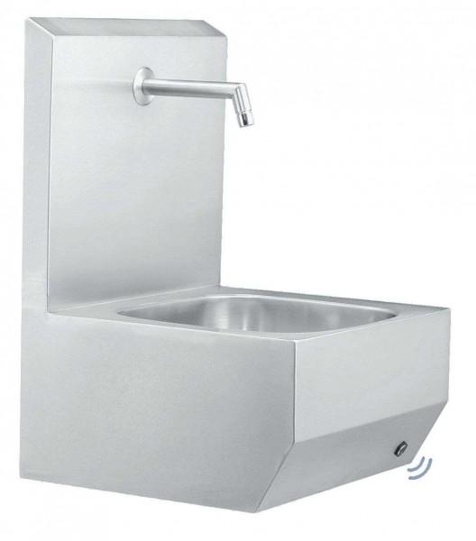 Handwaschbecken mit Rückwand