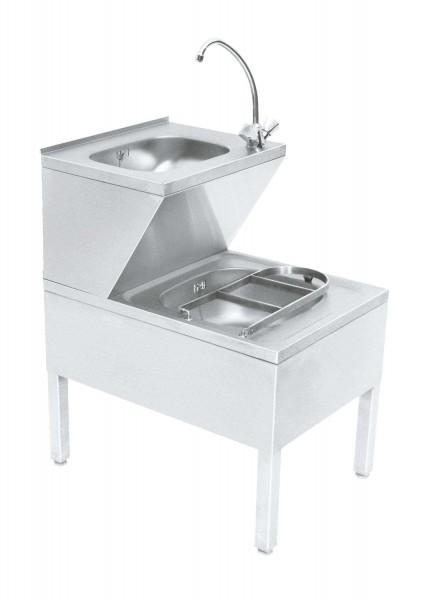 Handwasch-Ausgußbecken