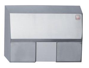 Händetrockner Edelstahl - SP250