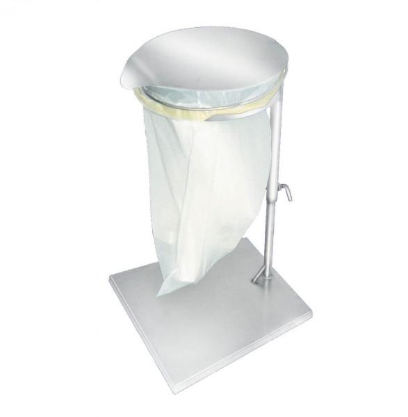 Müllbeutelständer höhenverstellbar m. Deckel