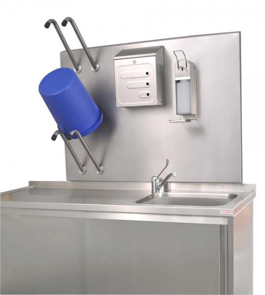 Spritzschutzwand Hygienewand