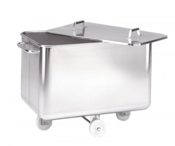 Deckel für Wannenwagen / Entsorgungsbehälter 450 l