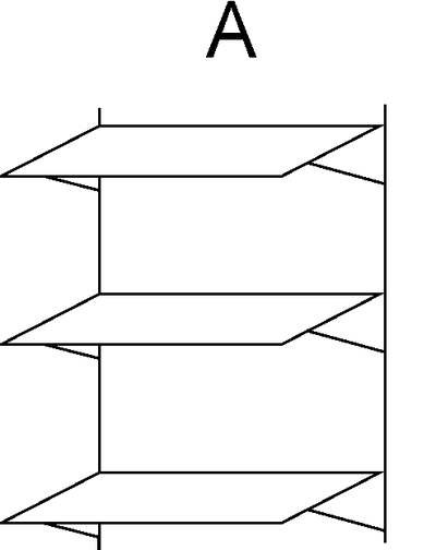 Kragarm Regal - Schwerlastregal