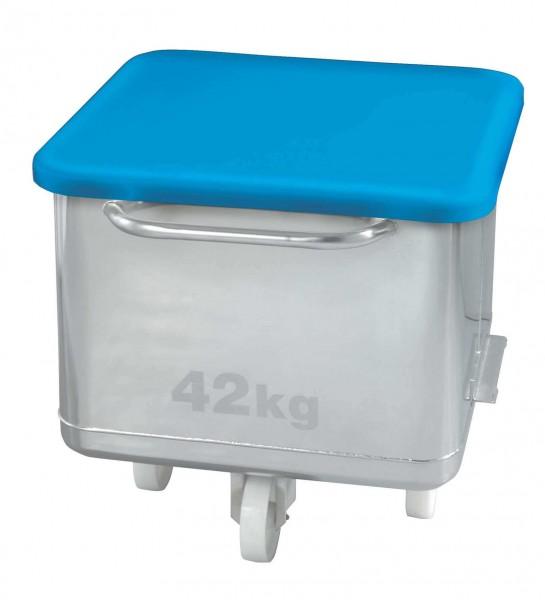 Kunststoffdeckel für Beschickungswagen 200/300 l