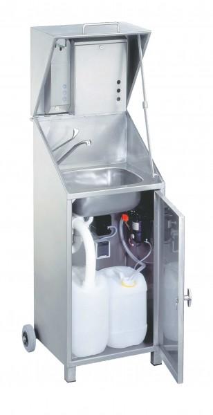 Hygienestation mobil