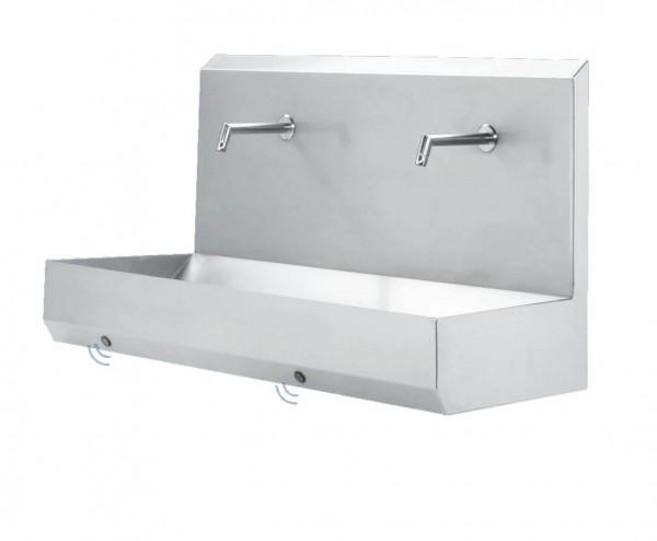 Handwaschrinne 2 bis 4 Waschplätze