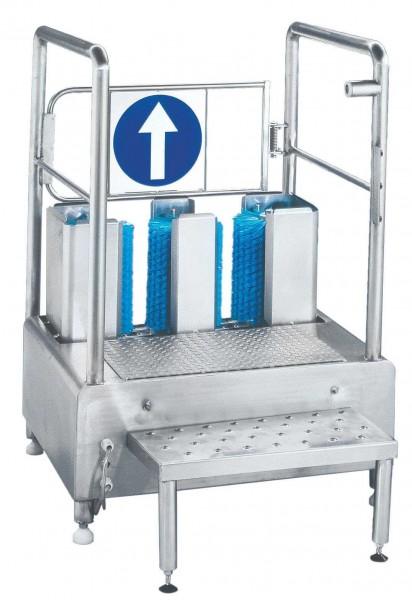 Stiefelschaft-Reinigungsmodul STWM-5001