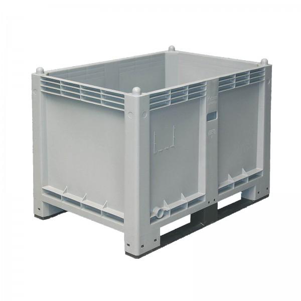 Kunststoff-Box 550 Liter, grau